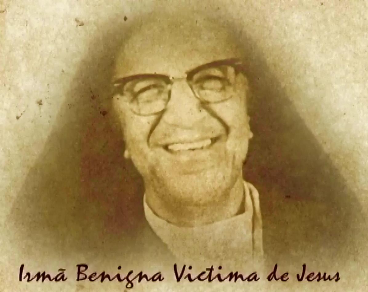 Irmã Benigna - Reportagem Canção Nova