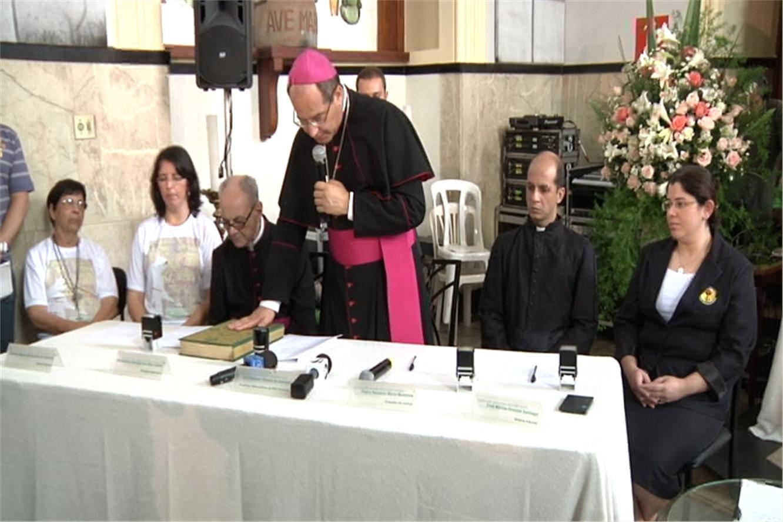 Trailer - Missa de abertura do processo de beatificação