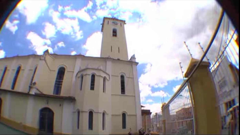 Transferência da novena para Igreja N.S. Conceição